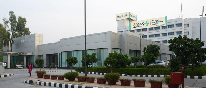 MAX SMART SUPER SPECIALITY HOSPITAL
